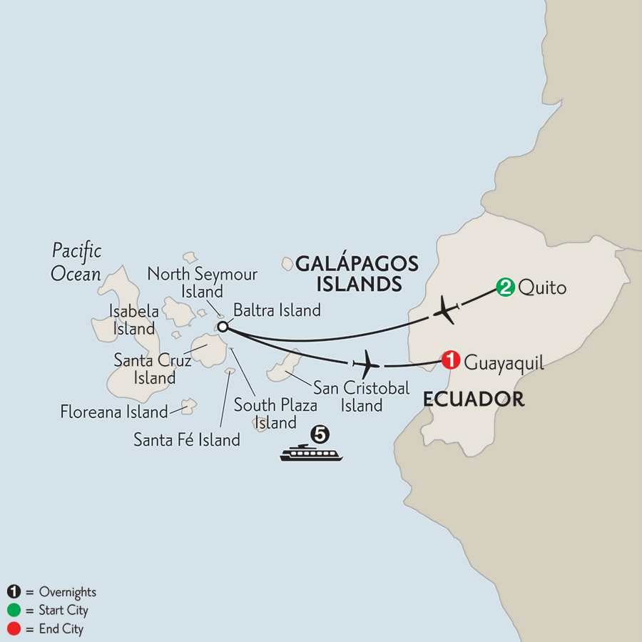 Cruising the Galápagos on the Eclipse