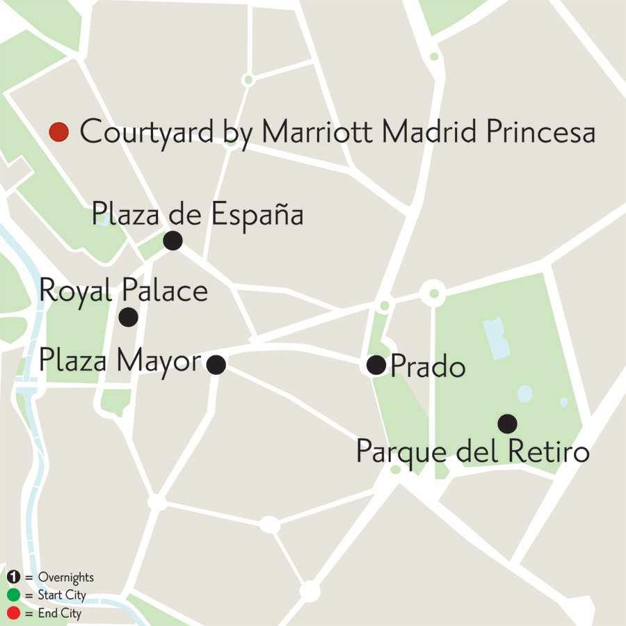 Madrid Getaway