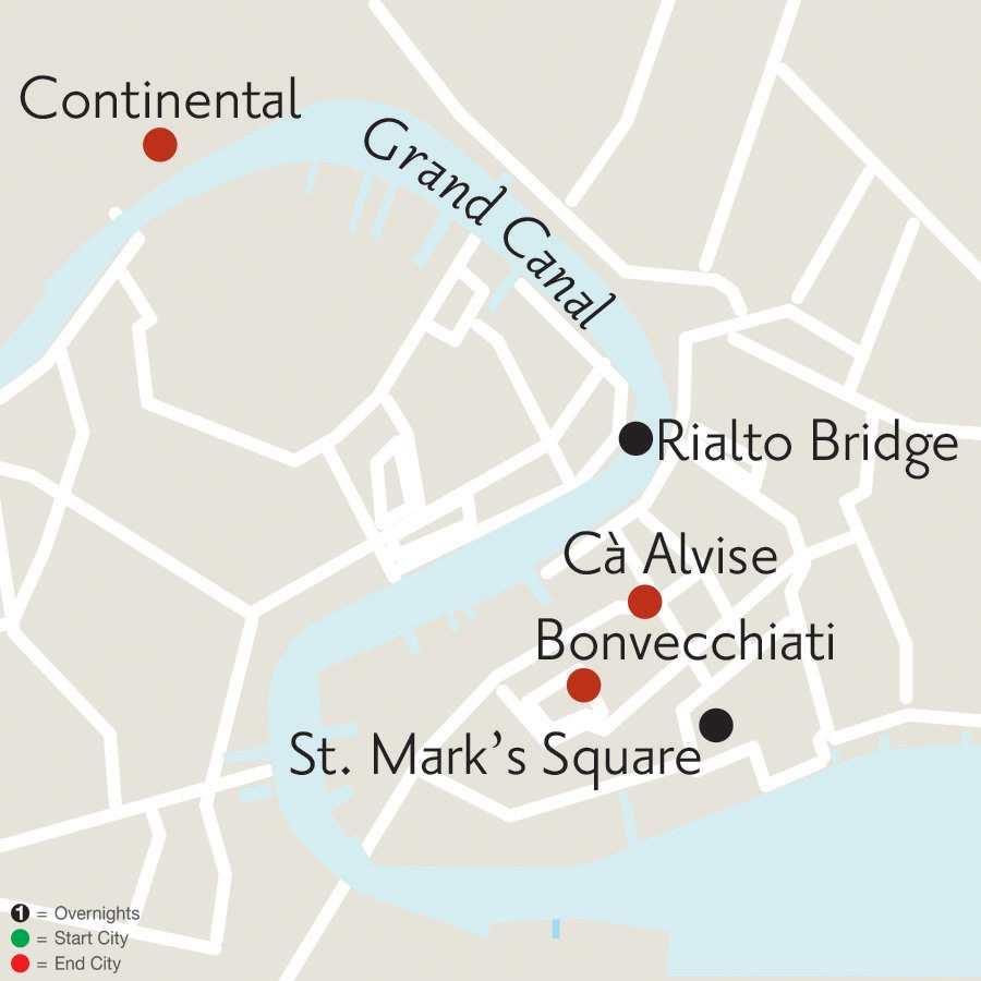 Venice Getaway