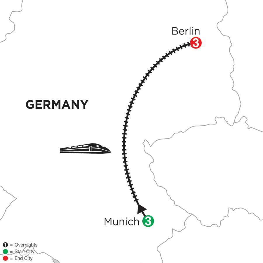 Munich & Berlin