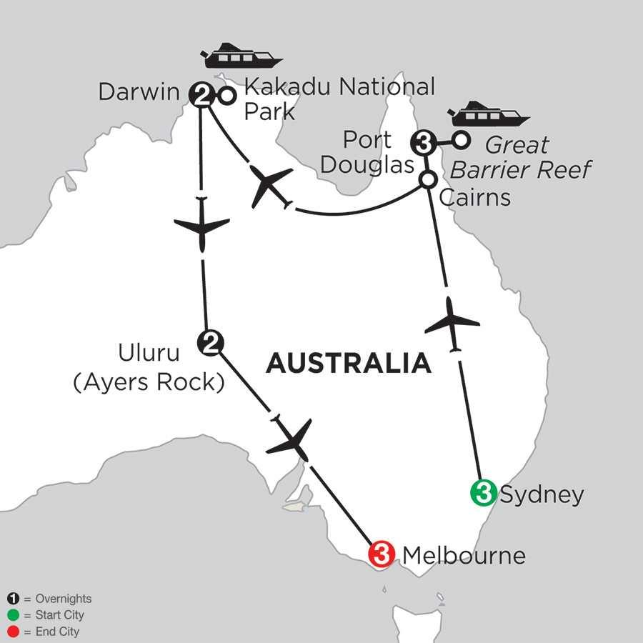 Wonders of Australia