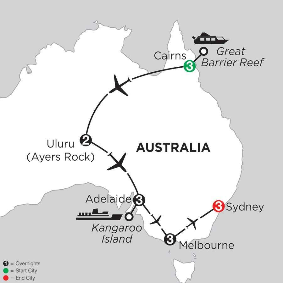 Aussie Adventure