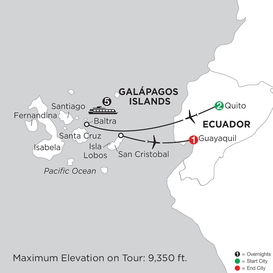 galapagos islands vacations from monograms u00ae