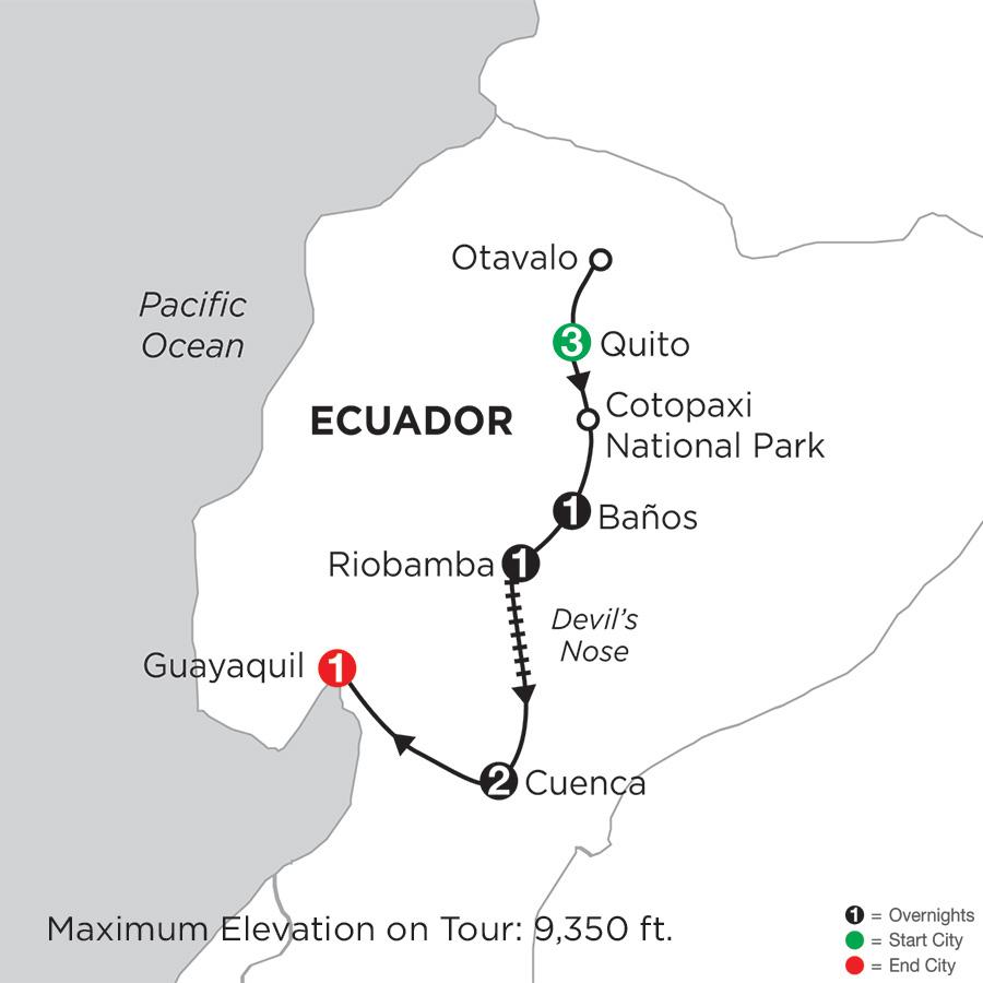 Ecuador Discovery