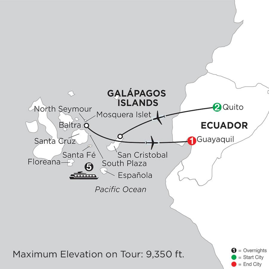 Cruising the Galápagos on the Galápagos Odyssey
