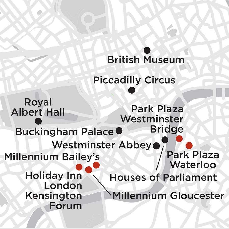 London Getaway