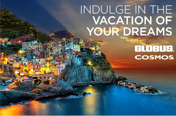 Indulge in the vacation of your dreams