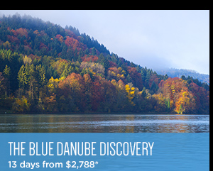 The Blue Danube Discovery