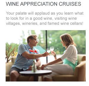 Wine Appreciation Cruises