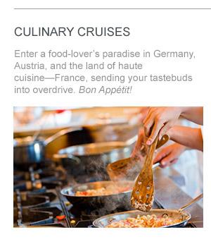 Culinary Cruises