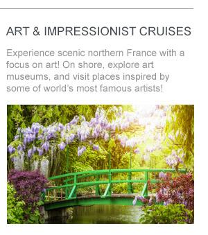 Art & Impressionist Cruises