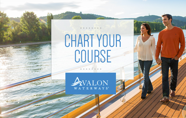 Chart Your Course, Avalon Waterways