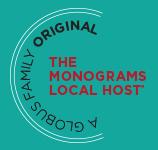 A Globus Family Original: The Monograms Local Host