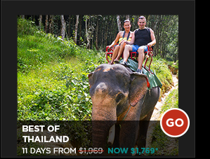 BEST OF THAILAND 11 days FROM $1,769*