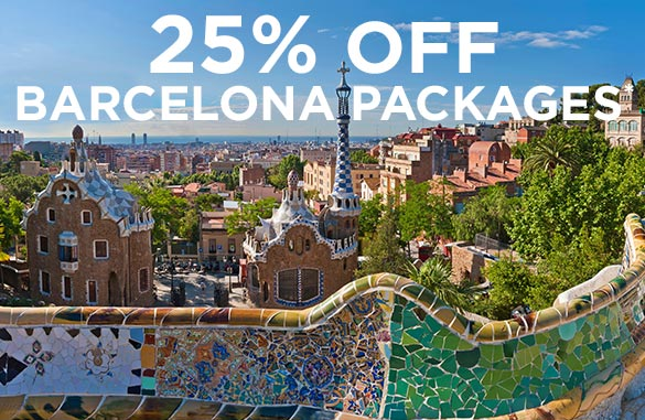 25% Off Rome Your Way Packages*
