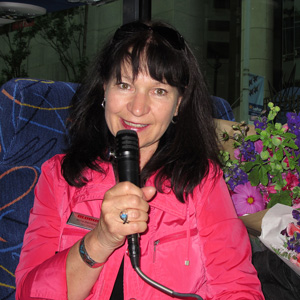 Tour Director - ALMA BERNASCONI