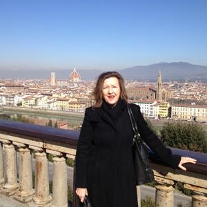 Tour Director - ANNE PALMER PUCCINI