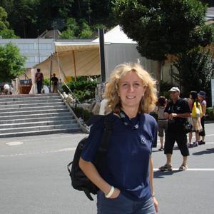 Tour Director - LUCY GELMI