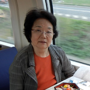 Tour Director - LAURA HAYASHI