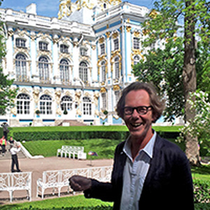 Tour Director - THEO VAN DER MEER
