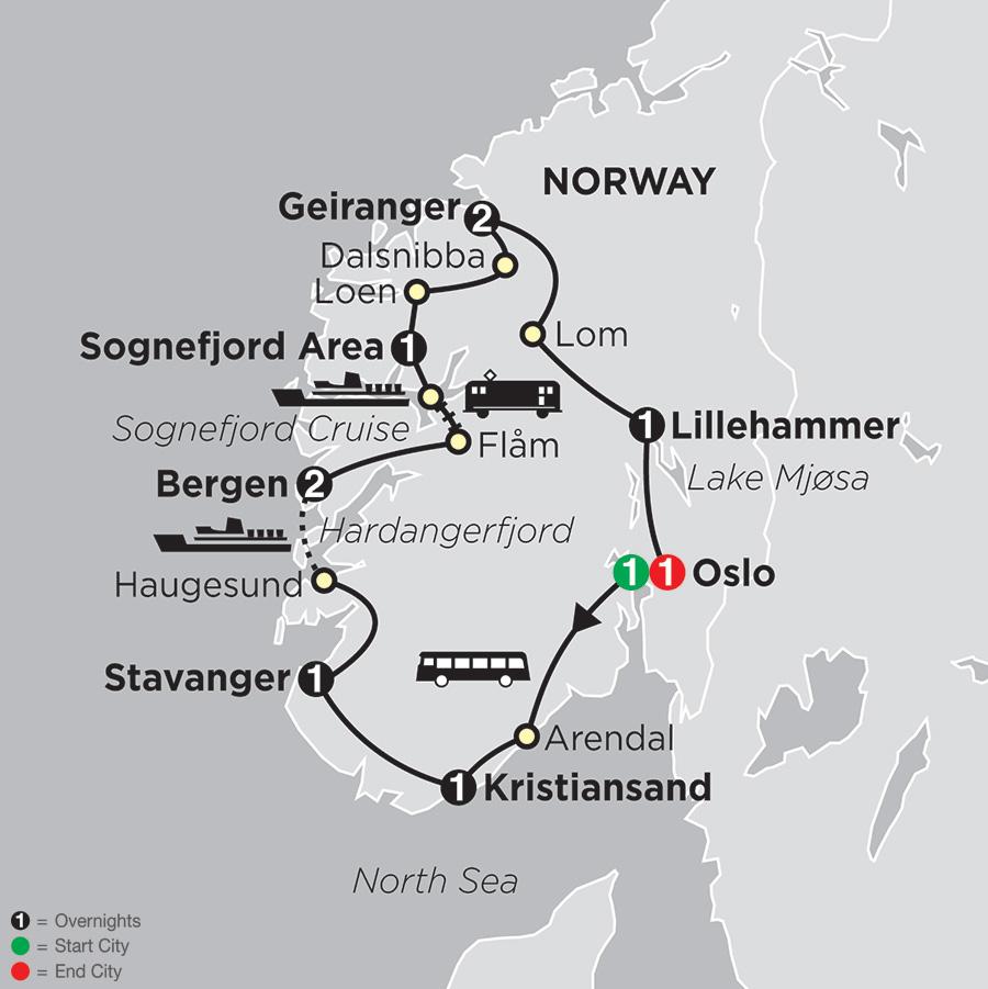 Norwegian Fjord Explorer