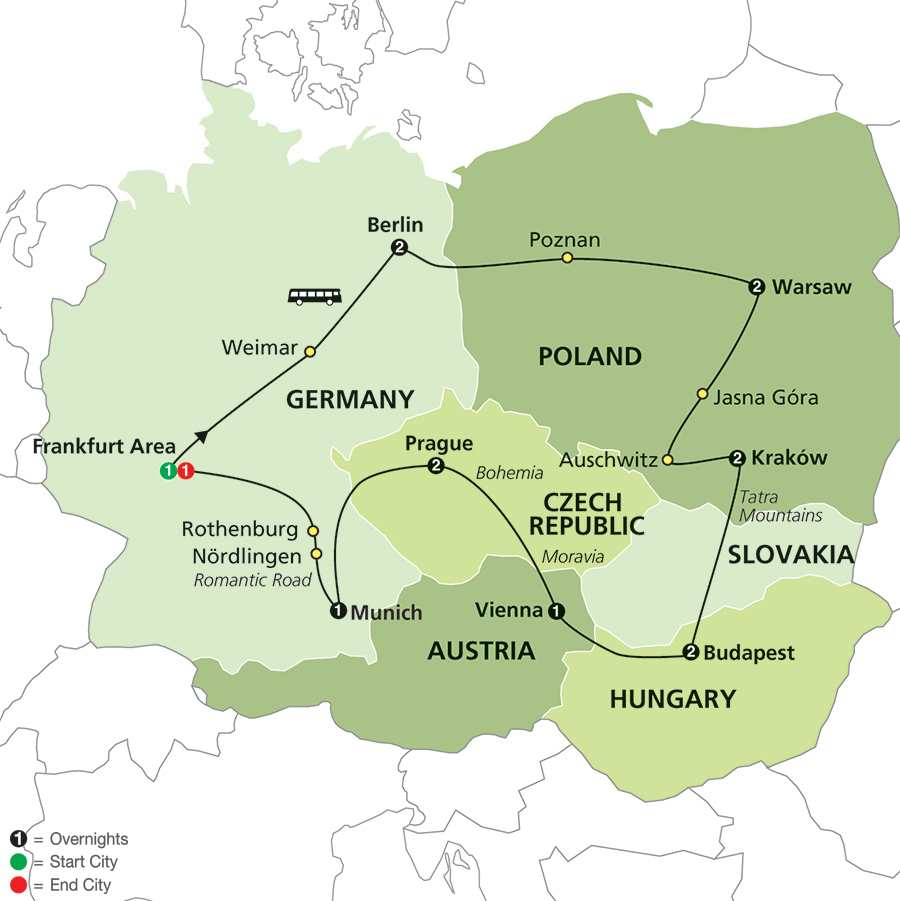 Central Europe (60702015)