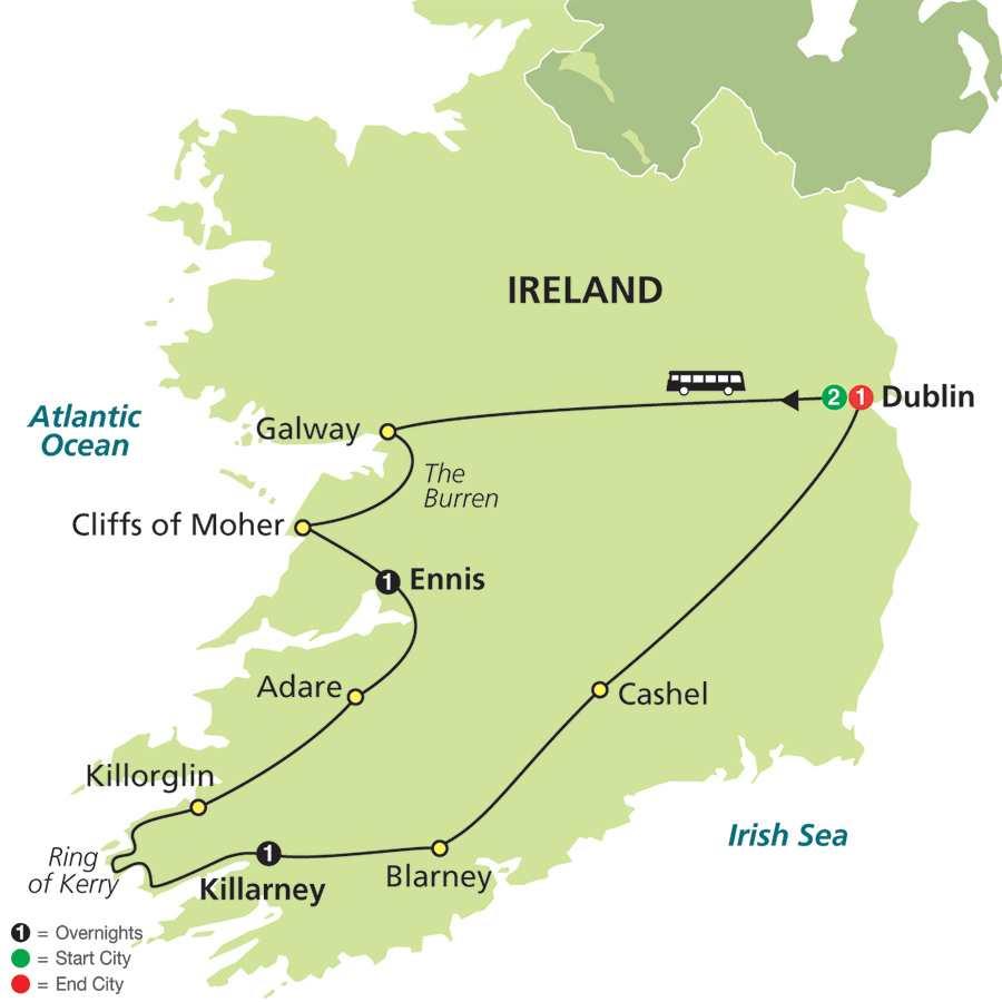 A Taste of Ireland (91002015)