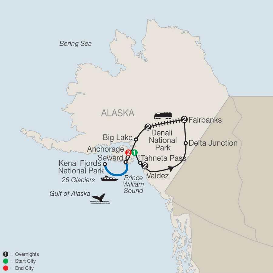 Spectacular Alaska! (AJ2015)