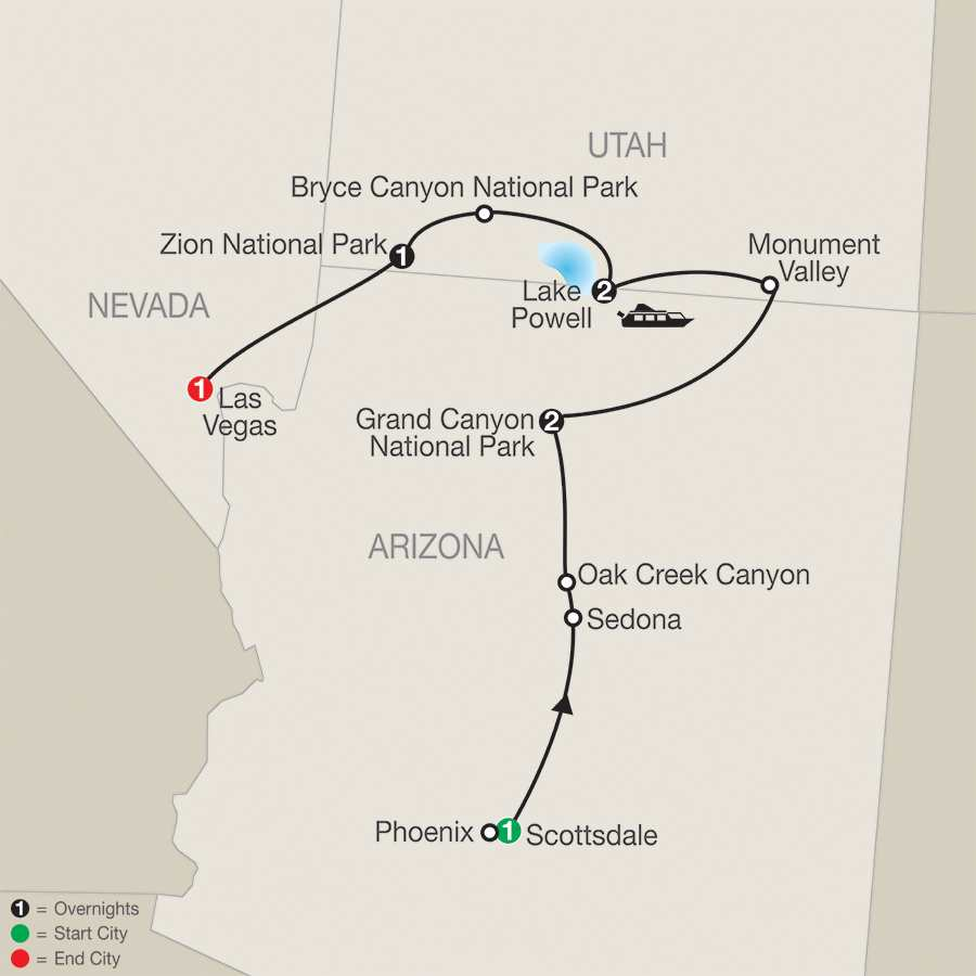 Canyon Country Adventure (AV2015)