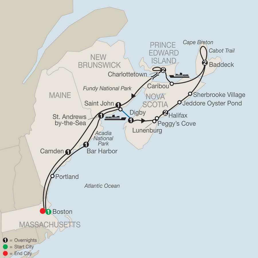 Maritimes Adventure (CT2015)