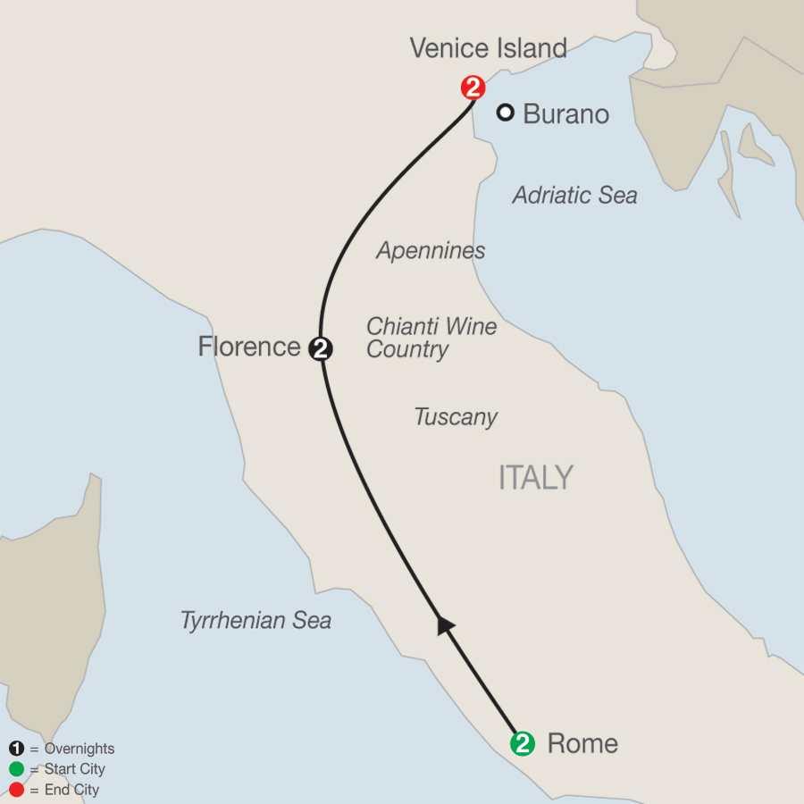 A Taste of Italy (LH2015)