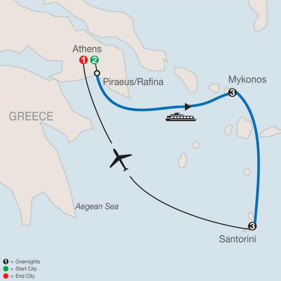 Greek Island Hopper (RM2015)