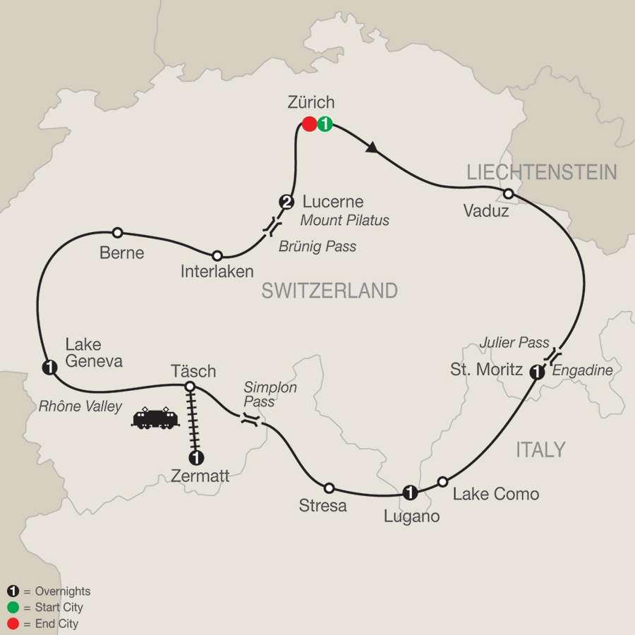 The Best of Switzerland (ZG2015)