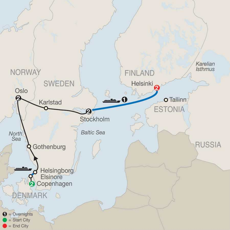 Northern Capitals (ZT2015)