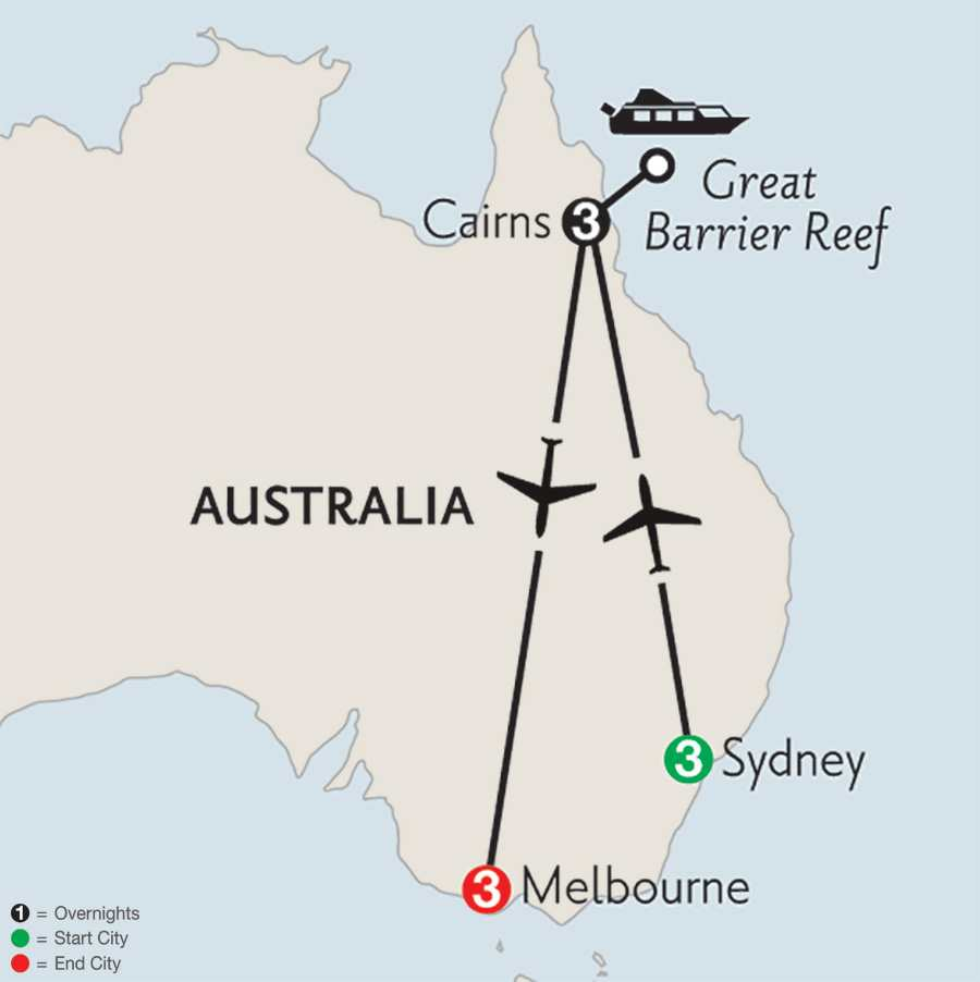 Australian Escape (IPE2015)