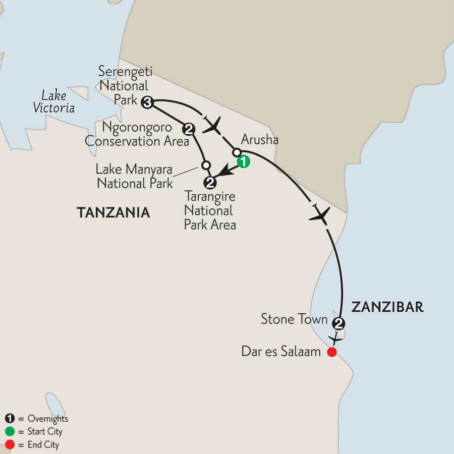 zanzibar stone town map pdf