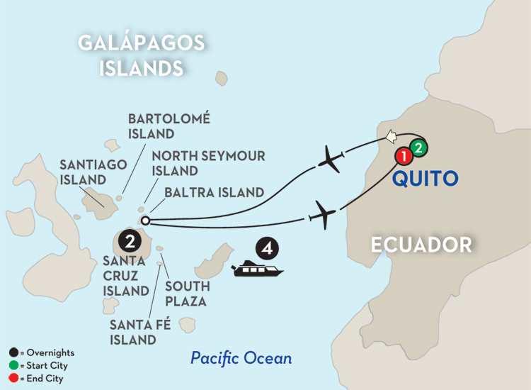 Ecuador & the Galápagos