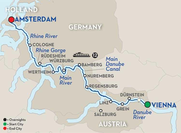 European Splendor – Westbound
