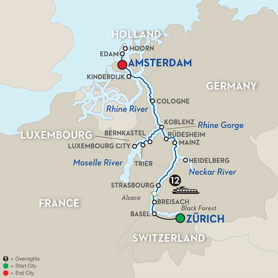 River Cruises  Avalon Waterways River Cruises