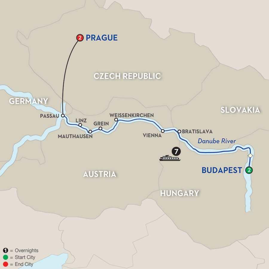 Danube Dreams – Westbound