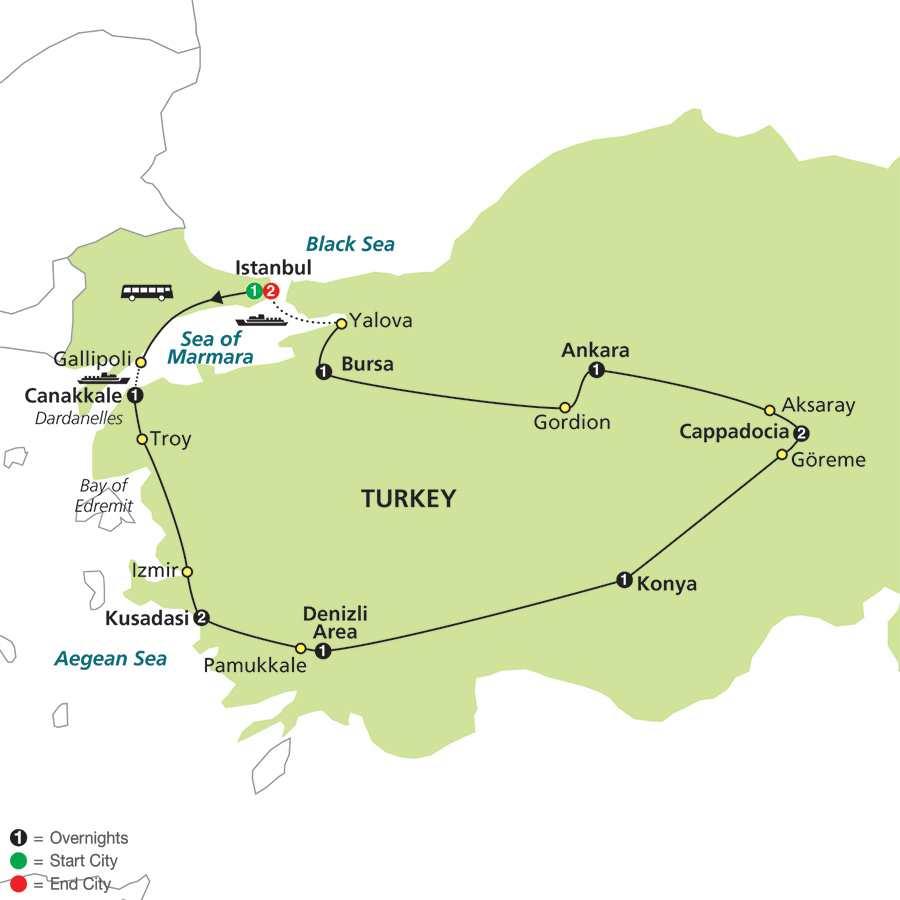 Hellas Travel, Egypt Reiser, homeriske Tours Europe Pakkereiser