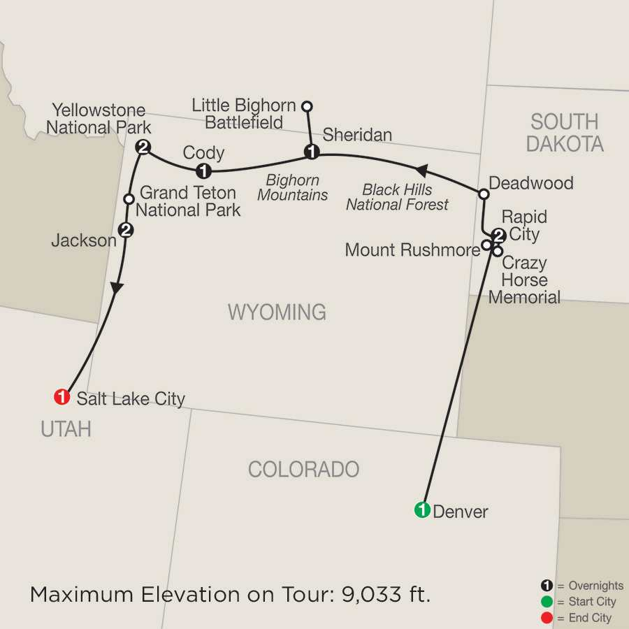 America's National Parks with Denver