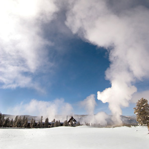 YELLOWSTONE WINTER WONDERLAND (AW)