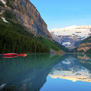 Great Resorts of the Canadian Rockies with the Calgary Stampede