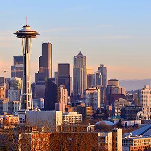 Seattle, Victoria & Vancouver