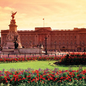5 Nights London, 5 Nights Paris & 3 Nights Amsterdam