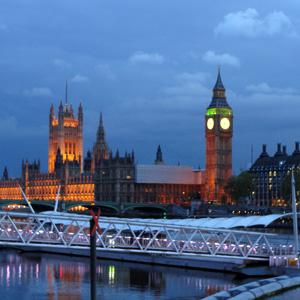 London & Amsterdam (DA)