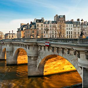 Dublin, London & Paris (DEP)