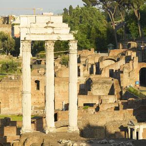 3 Nights Rome & 3 Nights Sorrento (DIA)