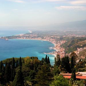 Rome & Taormina Riviera (DIC)